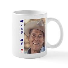 Reagan: miss me? Mug