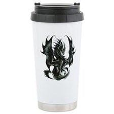 RThompson's Obsidian Dragon Travel Mug