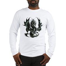 RThompson's Obsidian Dragon Long Sleeve T-Shirt
