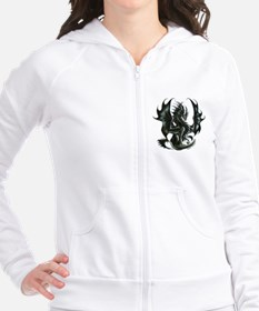 RThompson's Obsidian Dragon Fitted Hoodie