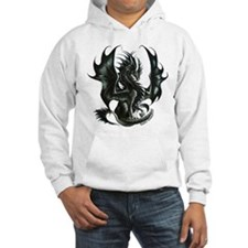 RThompson's Obsidian Dragon Hoodie