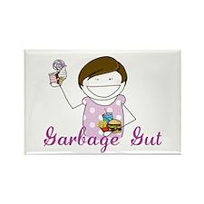 Garbage Gut - Rectangle Magnet (10 pack)