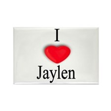 Jaylen Rectangle Magnet