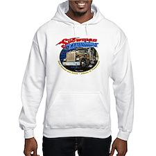 Snowman Trucking Hoodie