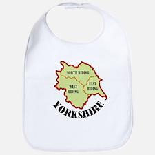 Yorkshire Map Bib