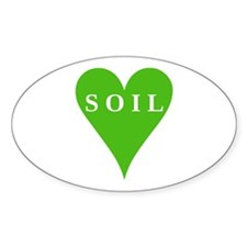 SOIL Love Decal