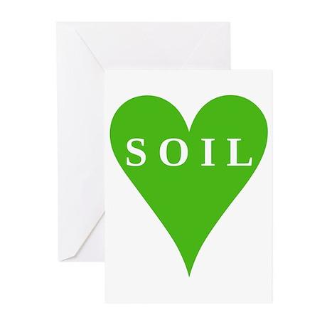 SOIL Love Greeting Cards (Pk of 10)