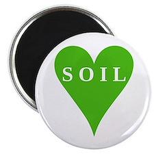 SOIL Love Magnet