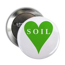 "SOIL Love 2.25"" Button"