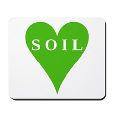SOIL Love Mousepad