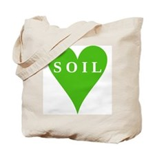 SOIL Love Tote Bag
