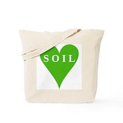 SOIL Love Tote Bag