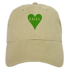 SOIL Love Baseball Cap