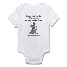 Dog Owner's Prayer Infant Bodysuit