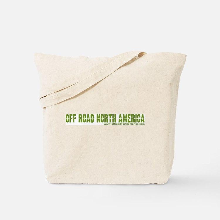 Off Road North America Tote Bag