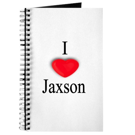Jaxson Journal