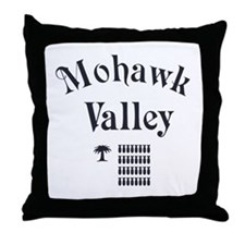 Mohawk Valley Throw Pillow