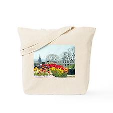 Simply tulips Tote Bag