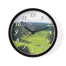 Alnwick Castle Wall Clock