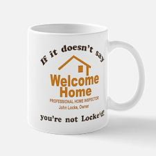 Welcome Home LOST Mug
