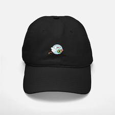 Stork Baby Brazil USA Baseball Hat