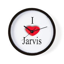 Jarvis Wall Clock
