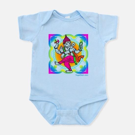 www.YogaGlam.com Infant Bodysuit