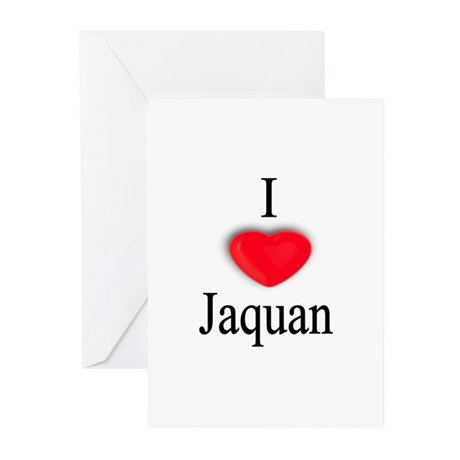 Jaquan Greeting Cards (Pk of 10)