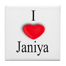 Janiya Tile Coaster