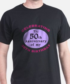 Funny 80th Birthday Gag T-Shirt