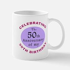 Funny 80th Birthday Gag Mug