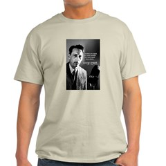 Animals, Humanity, Humor Ash Grey T-Shirt