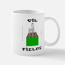 Libya Oil Fields Mug