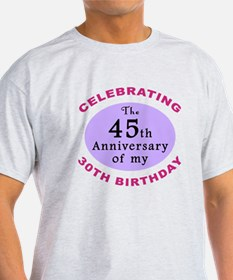 Funny 75th Birthday Gag T-Shirt