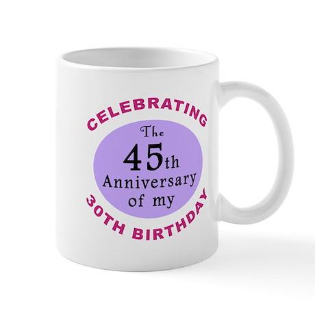 Funny 75th Birthday Gag Mug
