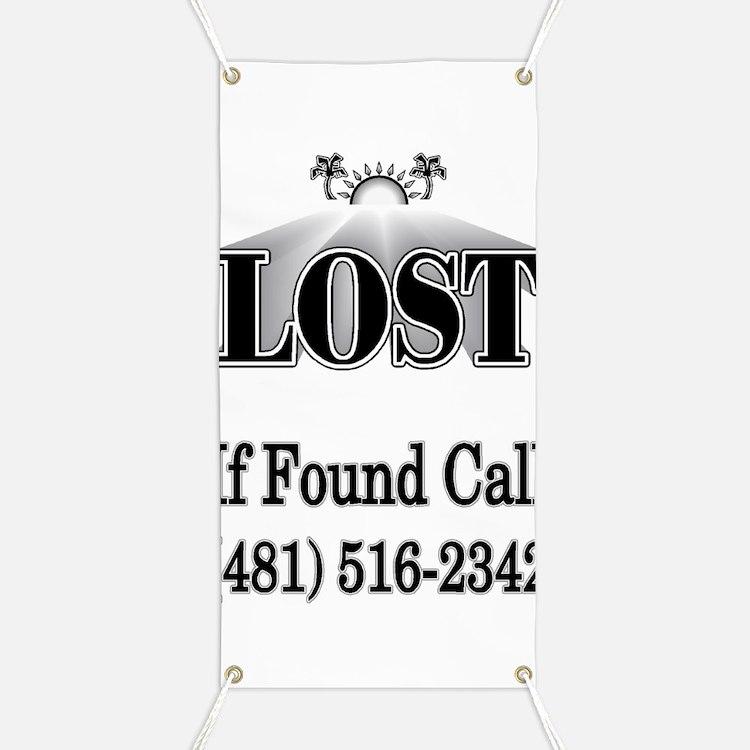 If Found Banner