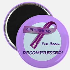 Cool Zipperhead Magnet