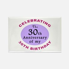 Funny 60th Birthday Gag Rectangle Magnet