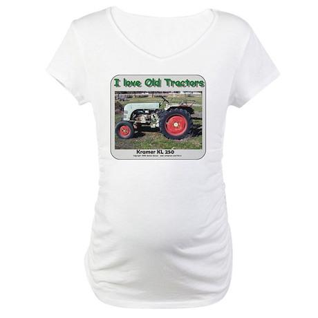 1940's Kramer KL250 Maternity T-Shirt