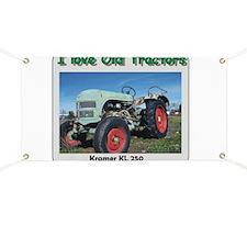 Kramer KL250 Banner