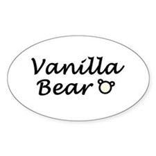 'Vanilla Bear' Decal