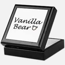 'Vanilla Bear' Keepsake Box
