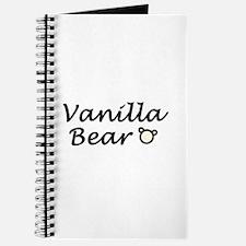 'Vanilla Bear' Journal