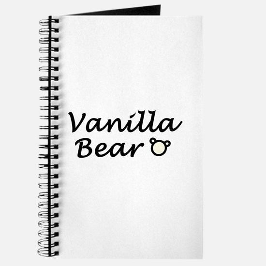 'Vanilla Bear' Journal