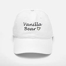 'Vanilla Bear' Baseball Baseball Cap