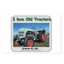 Kramer KL250 Postcards (Package of 8)