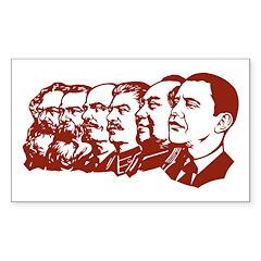Obamarxism Sticker (Rectangle)