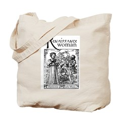 Renaissance Woman Tote Bag
