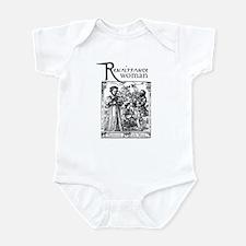 Renaissance Woman Infant Bodysuit