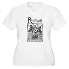 Renaissance Woman T-Shirt